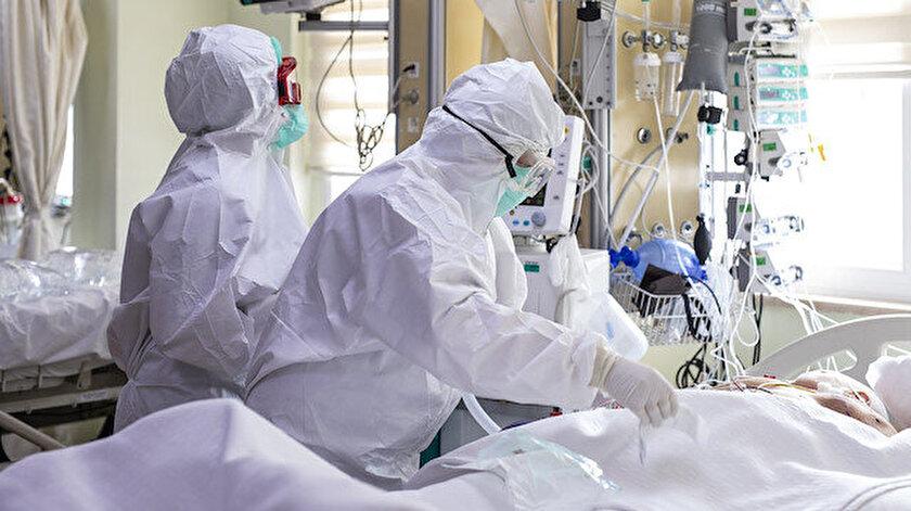 Türkiyenin 16 Haziran koronavirüs tablosu açıklandı
