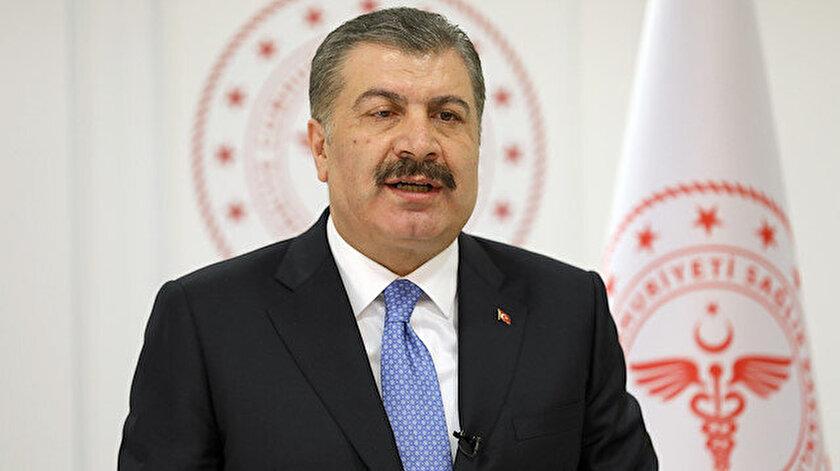 Son Dakika Haberleri: Sağlık Bakanı Fahrettin Koca: 35 yaş üzerine aşılama yarın başlıyor