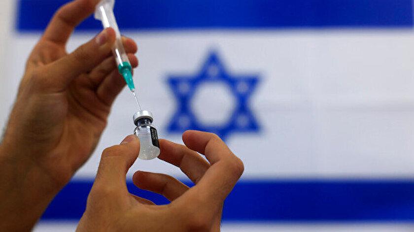 İsrail son kullanma tarihi yaklaşan 1 milyon doz aşıyı Filistine verecek: Almanyadan gelen yeni aşıları kendisi alacak