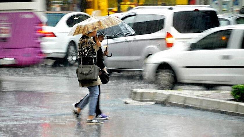 18 Haziran hava durumu raporunda yağış uyarısı: İstanbul, Edirne, Kırklareli il il hava durumu