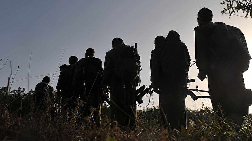 PKKya katılım dibi görünce terör örgütü yabancı ülke vatandaşlarına çağrı yapmaya başladı