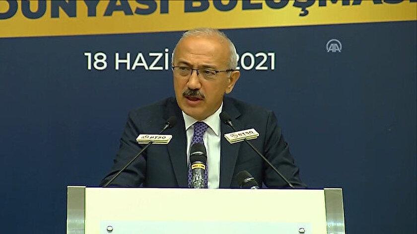 Bakan Elvan: Kısa vadeli kazanımlar uğruna enflasyon hedefinden kopmayacağız