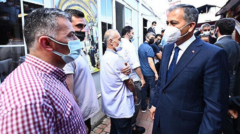 İstanbul Valisi Yerlikaya: Aşı seferberliğinde İstanbulumuz yeni bir rekor kırdı