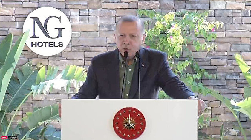 Cumhurbaşkanı Erdoğan: Yeni bir döneme giriyoruz