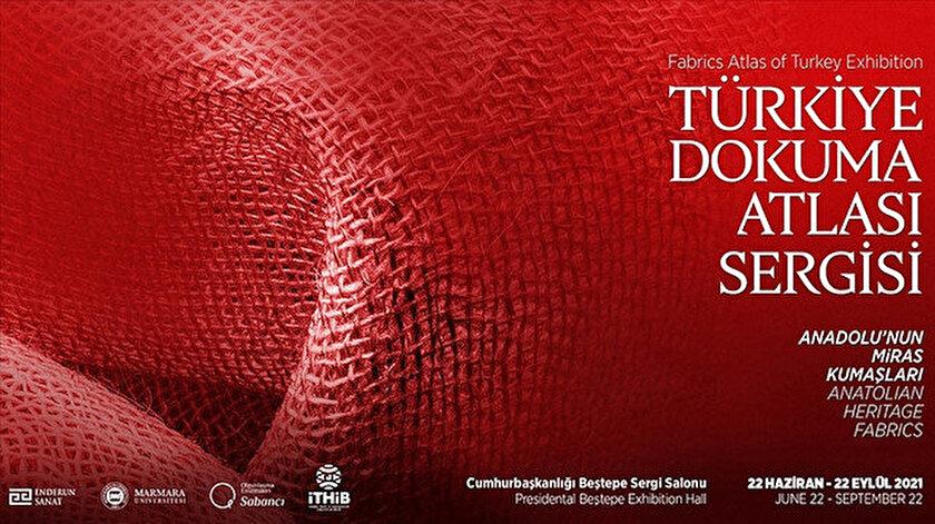 Türkiye'nin ilk Dokuma Atlası sergisi açılıyor: Cumhurbaşkanlığı Külliyesi'nde sergilenecek