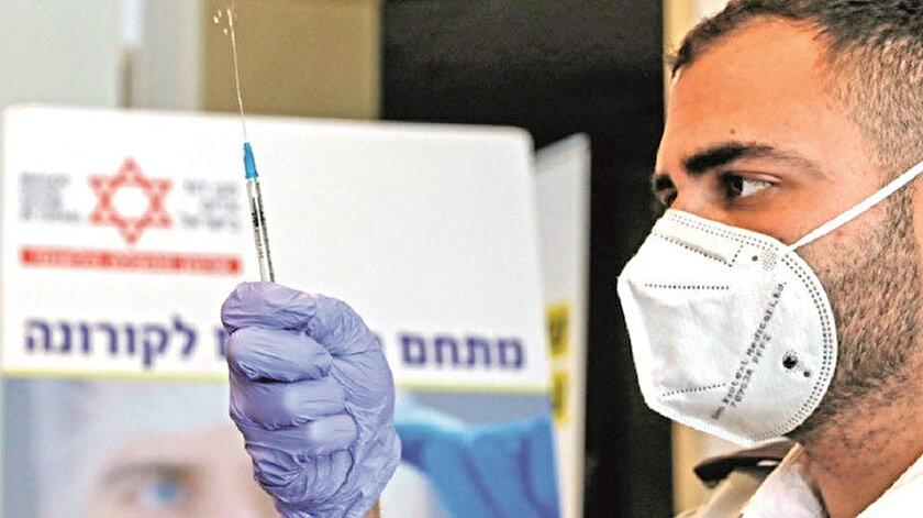 İsrail'in aşı oyunu bozuldu: Filistin'e kullanım süresi dolacak dozları verecekti