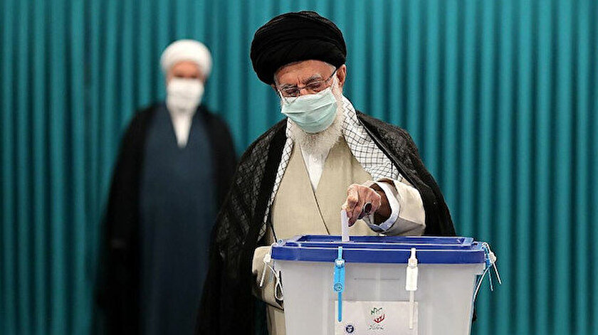 İranın yeni Cumhurbaşkanı İbrahim Reisi oldu