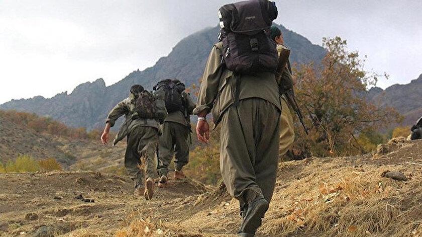 """PKK'lı teröristten örgüte """"teslim olun"""" çağrısı: Ait olduğunuz topraklara gelin"""