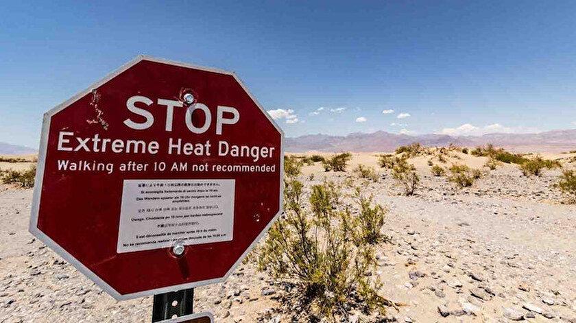 Termometreler 48 dereceyi gösterince acil durum ilan edildi