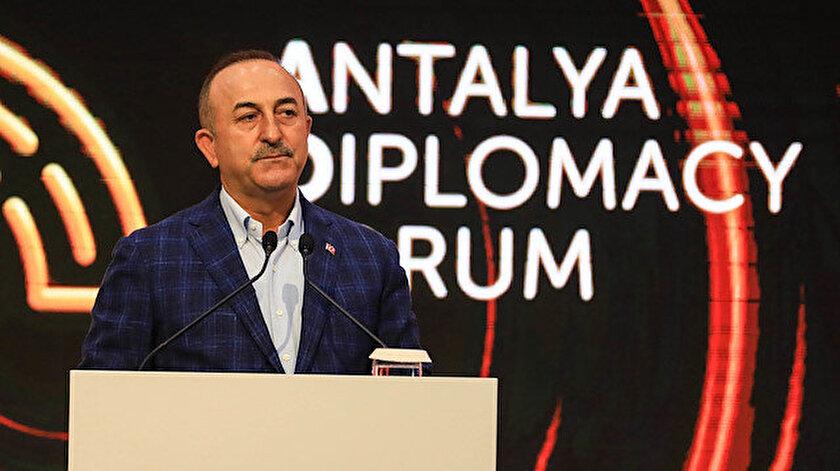 Dışişleri Bakanı Çavuşoğlundan komşulara mesaj: Provokasyonlardan vazgeçin