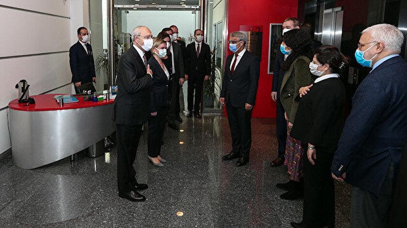Kılıçdaroğlu'ndan HDP'yle ittifak açıklaması: HDP genel başkanı yapmayacağız dedi