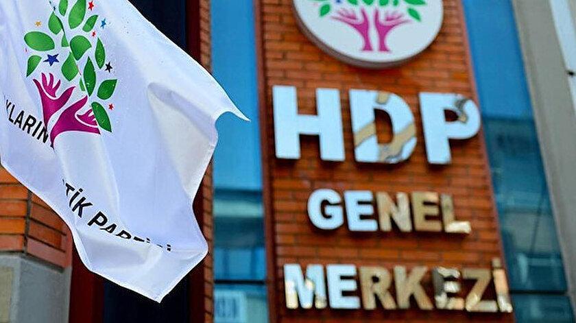 HDPye yönelik iddianamenin detayları belli oldu