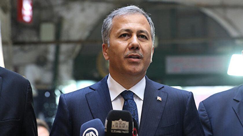 İstanbul Valisi Ali Yerlikaya: 20 Haziran itibariyle toplamda 7,5 milyon doz aşı yapıldı