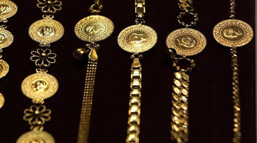 21 Haziran altın fiyatlarında düşüş sürüyor: Bugün gram altın ne kadar çeyrek altın kaç liradan alınıp satılıyor?