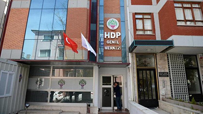 HDP'nin kapatılması istemiyle açılan davada ilk inceleme bugün yapılacak