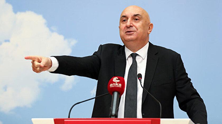 CHP'li Özkoç'a göre PYD'yi terör örgütü görmeyen CHP'liler ulusal güvenliği sağlayacak tek siyasi kadro