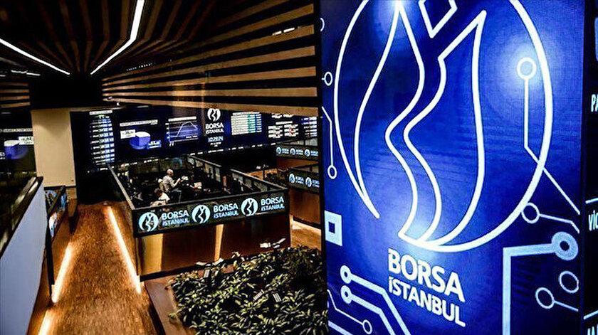 Borsa İstanbulda 21 Haziran güne başlangıç rakamları