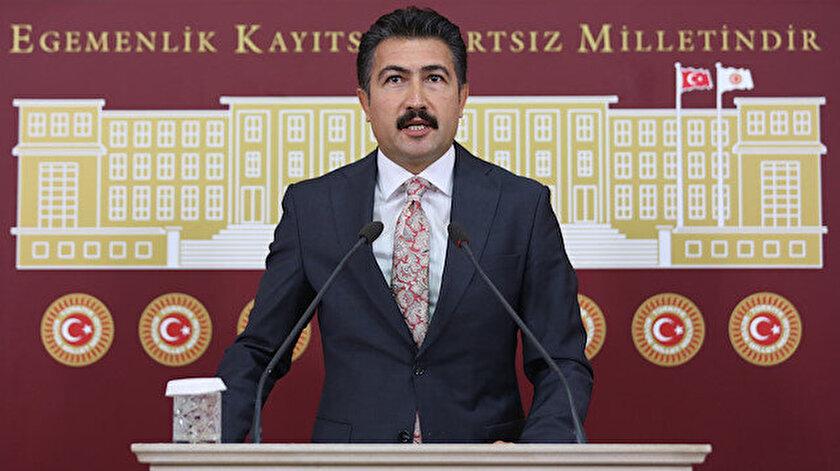 AK Parti Grup Başkanvekili Cahit Özkandan CHP Genel Başkanı Kemal Kılıçdaroğluna: Lanetliyoruz ve telin ediyoruz
