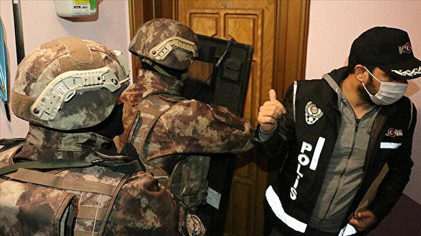 Son dakika 40 ilde FETÖ operasyonu: 132 kişi hakkında gözaltı kararı var