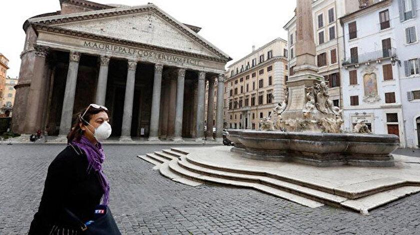 İtalyada maske zorunluluğu kalkıyor