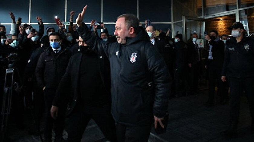 Beşiktaşta şoke eden gelişme: Sergen Yalçın çalışmayacağım dedi