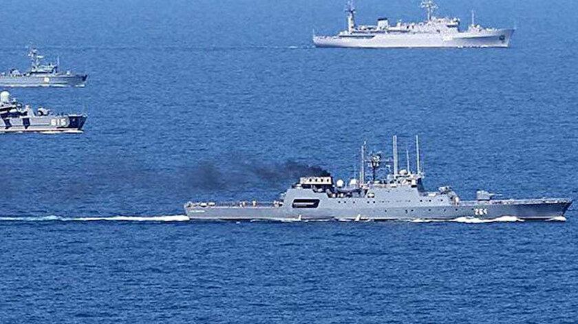 Rusya Karadenizde İngiliz savaş gemisine uyarı ateşi açtı İngiltere yalanladı