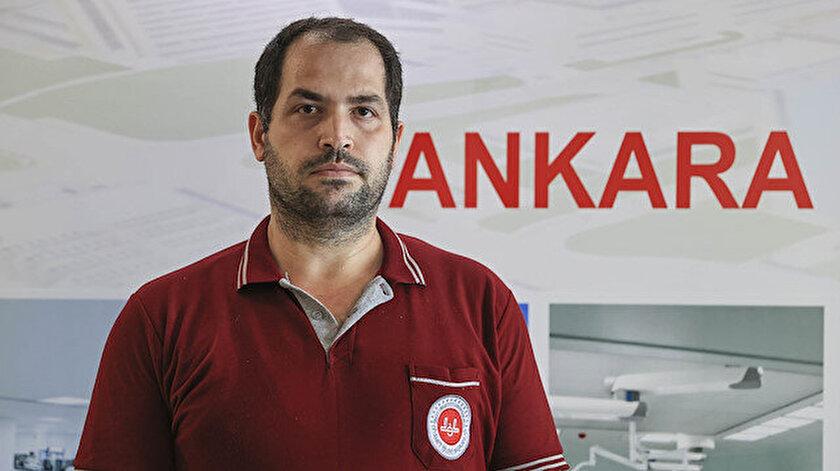 Yerli aşı Turkovac için gönüllü olmuştu: İnsanlara faydalı olmak istiyorum
