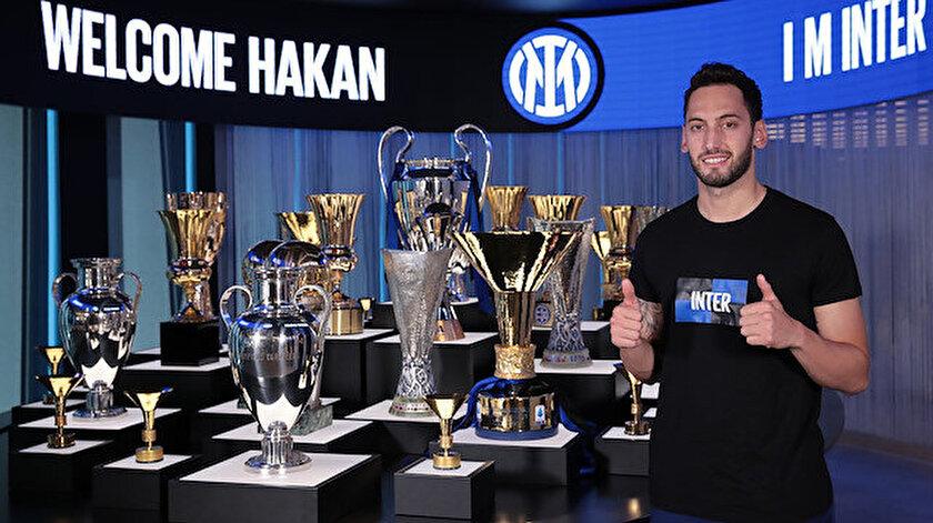 Hakan Çalhanoğlu: Emre Belözoğlu bana kulüp hakkında güzel şeyler söyledi