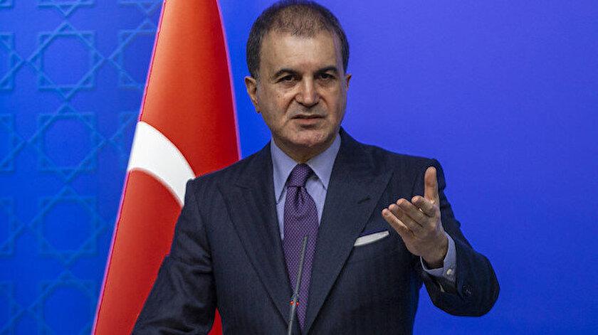 AK Parti Sözcüsü Çelik: Cumhurbaşkanımız Halkla daha sık buluşun dedi