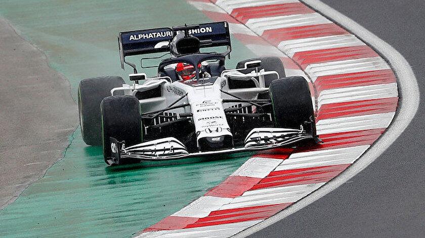 F1 Türkiyeye geri döndü