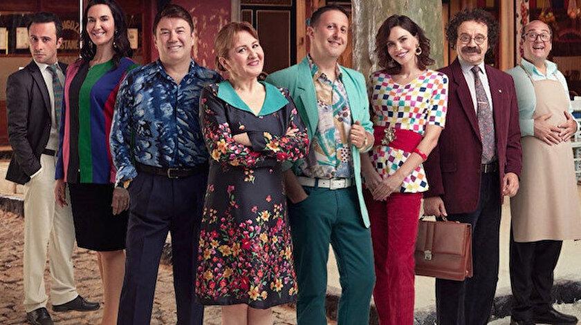 Bu akşam TVde ne var? TRT 1 Seksenler bu akşam başlıyor: Kadrodaki oyuncular kimler? (Zeynep Demirel kimdir?)