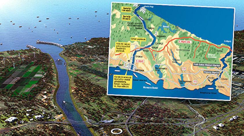 Kanal İstanbul Projesi ve akıllardaki sorular: Kanal İstanbul Projesi nedir, neden istenmiyor, ne işe yarayacak, Türkiye'ye para kazandıracak mı? - Yeni Şafak