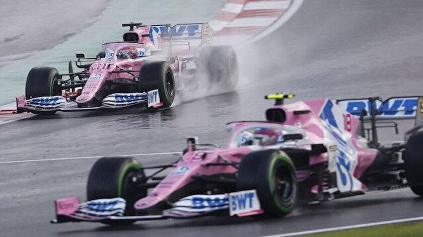 F1 yeniden Türkiyede