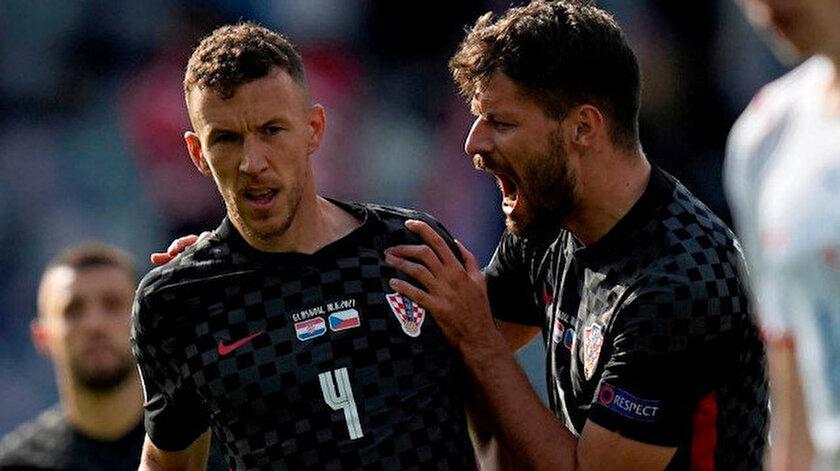 Hırvatistanda İspanya maçı öncesi Perisic şoku