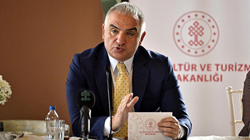 Kültür ve Turizm Bakanı Mehmet Nuri Ersoy, Göbeklitepe yakınında 11 yeni tepenin daha keşfedildiğini açıkladı