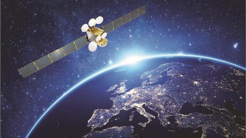 Türksat 5A göreve başlıyor