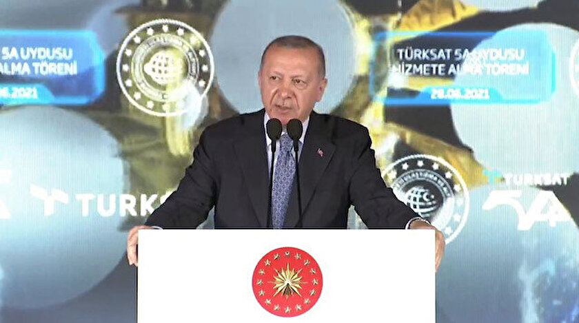 Türksat 5A hizmete başladı
