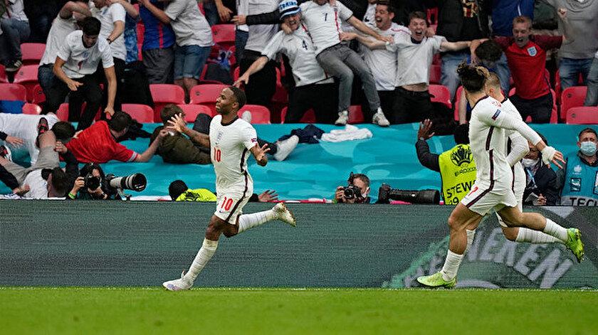 İngiltere Almanyayı eledi ve çeyrek finale yükseldi