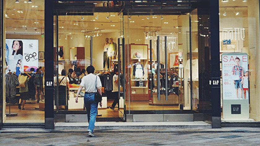 GAP, Birleşik Krallık ve İrlandada bulunan 81 mağazasını kapatıyor