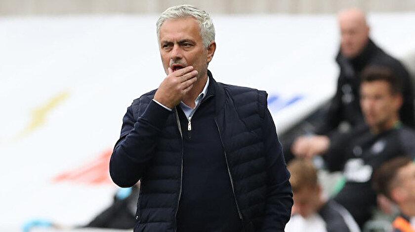 Jose Mourinho milli yıldızı istiyor