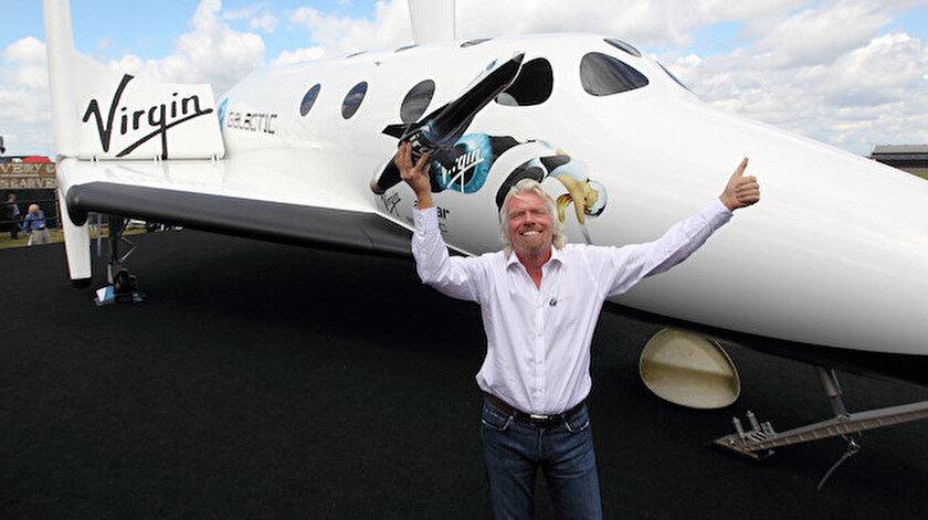 Virgin Galactic 11 Temmuzda roketli test uçuşu gerçekleştiriyor