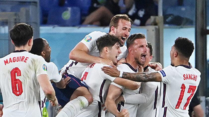 İngiltere yarı finalde Danimarkanın rakibi oldu