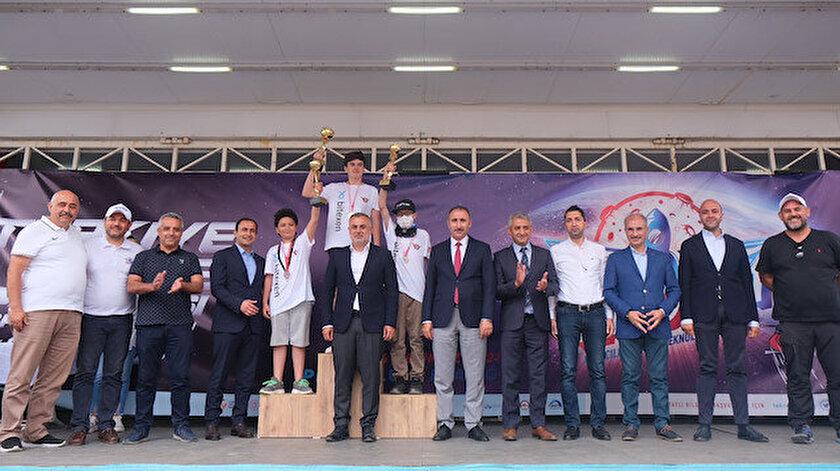 Teknoloji tutkunlarını heyecanlandıran yarışma: TEKNOFEST Türkiye Drone Şampiyonası'nın 1. etabı tamamlandı