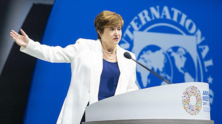 IMF Başkanı Georgievadan iki yönlü toparlanmaya karşı acil eylem çağrısı:
