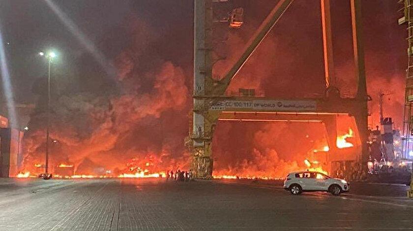 Son dakika haberi: Birleşik Arap Emirliklerinde büyük bir patlama meydana geldi   Dubaideki patlamanın nedeni nedir?