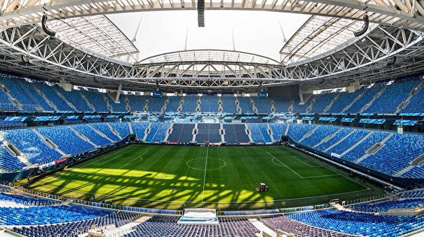 St. Petersburgun EURO 2020den elde ettiği gelir açıklandı: Dudak uçuklatan rakam