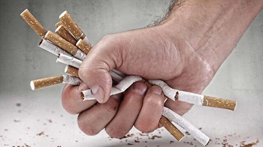 Sigara içenlerin sayısı 1,1 milyara ulaşarak rekor kırdı