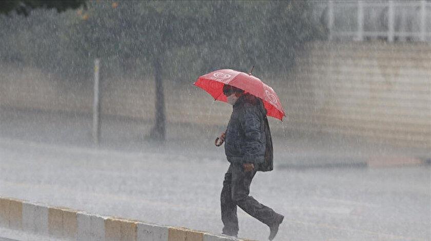 Meteorolojiden 9 ile kuvvetli yağış uyarısı:  Bilecik, Bolu, Düzce, Zonguldak, Bartın il il hava durumu