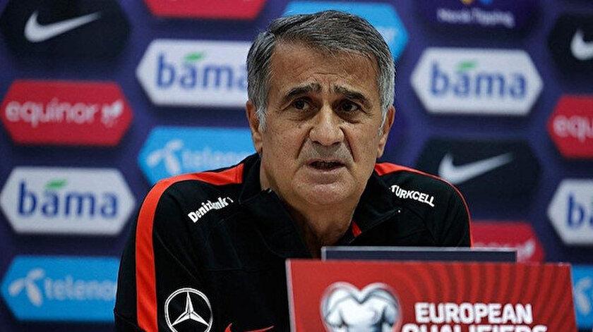 Şenol Güneş EURO 2020 sonrası ilk kez konuştu: Yıkılmadık, yıkılmayacağız