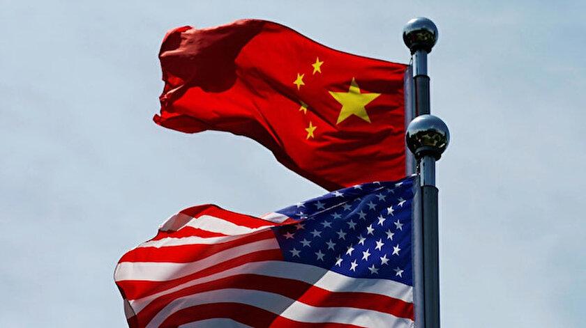 ABDden 14 Çinli şirkete yaptırım